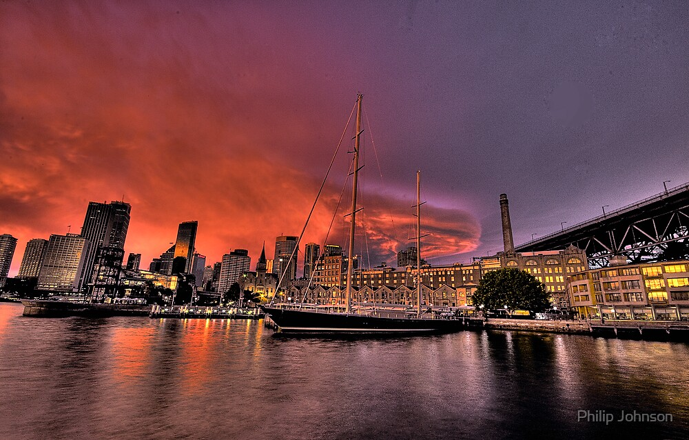 Magic ! - Moods Of A City - The HDR Experience by Philip Johnson