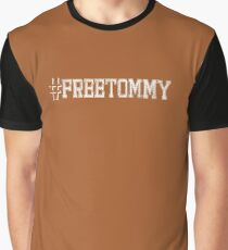 Hashtag FreeTommy Graphic T-Shirt