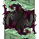 COTCA; Wand of Solomon by SmokingSheep