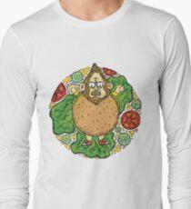 Burger Boy Long Sleeve T-Shirt