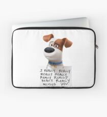 The secret life of pets Max Laptop Sleeve