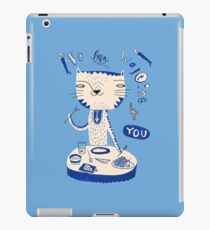 Cat & Fish iPad Case/Skin