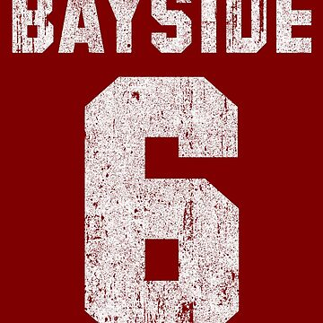 Bayside High Slater Football Jersey by huckblade