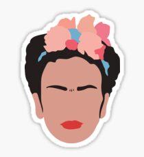 Große Frida Sticker