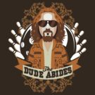 The Dude Abides by Tom Trager