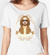 The Dude Abides Women's Relaxed Fit T-Shirt