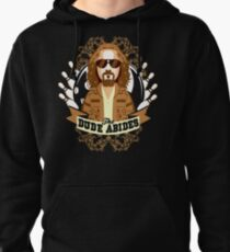 The Dude Abides Pullover Hoodie