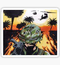 Full Metal Jacket Sticker