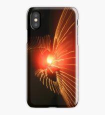 Starburst Pattern iPhone Case