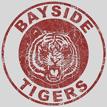 Bayside High School Tigers by huckblade