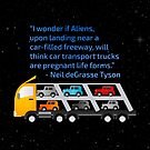 Neil deGrasse Tyson on Alien Perceptions by Megan Pawlak