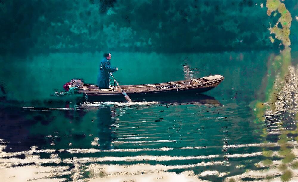 boatman by marcwellman2000