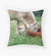 The Colts  Throw Pillow