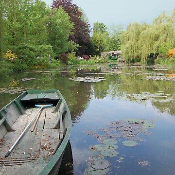 Giverny Pond by jherbert101