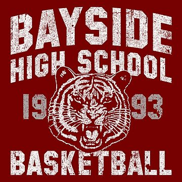 Bayside High Tigers Basketball by huckblade