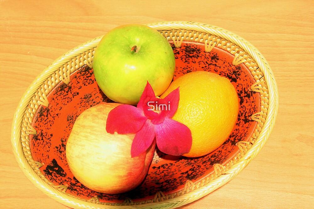 Fruit bowl by Simi