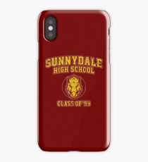 Sunnydale High School Class of '93 iPhone Case