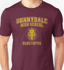 Sunnydale High School Class of '99 Unisex T-Shirt