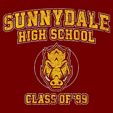 Sunnydale High School Class of '93 by huckblade