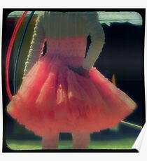 Ttv: Hula Hoops and Pink Ruffles Poster