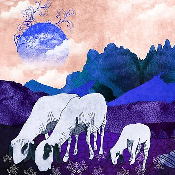 Mountain goats3 by Design4uStudio