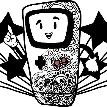 GameBoy Alive by bware-clothing