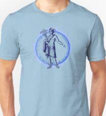 Hermes - Blue Unisex T-Shirt