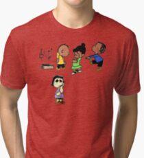 BBQ snitch gang Tri-blend T-Shirt