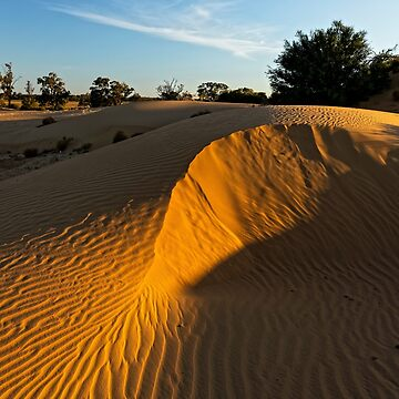 Perry sand hills Wentworth NSW by Davo1812