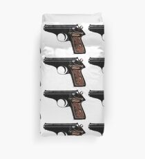 Walther PPK 7.65mm  Duvet Cover