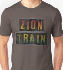 zion train Unisex T-Shirt