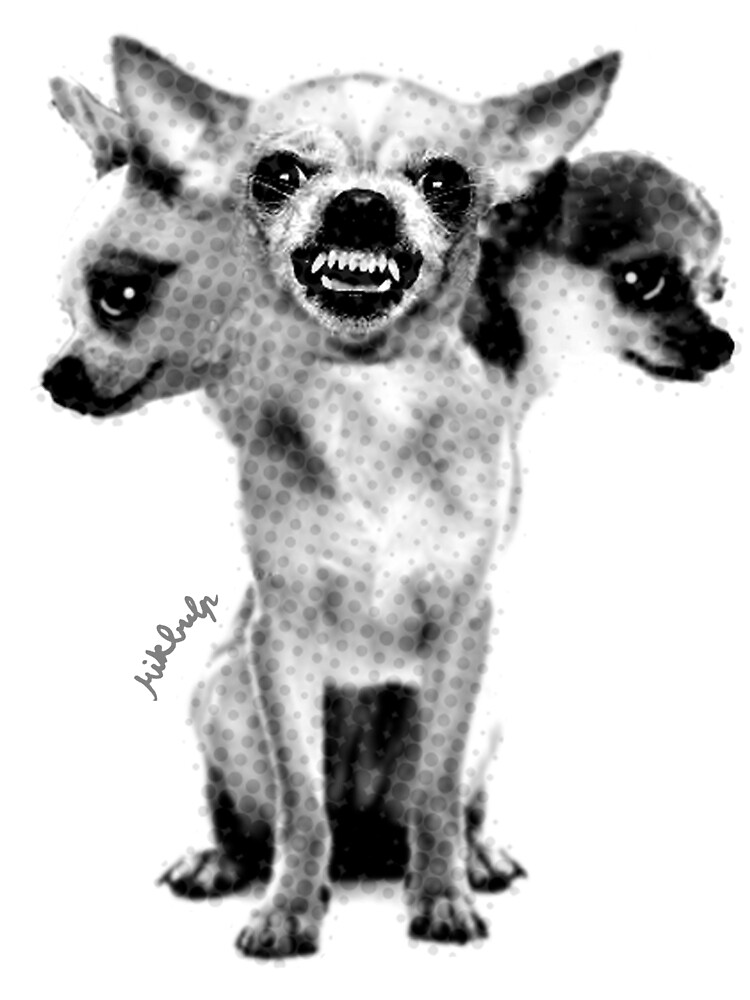 Hellhound by Mikbulp