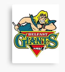 Belfast Giants Canvas Print