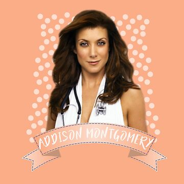 Addison Montgomery {Private Practice} by SophieDePablo