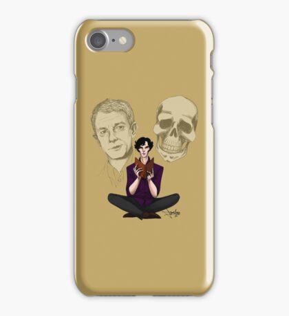 Sherlock & Friends iPhone Case/Skin