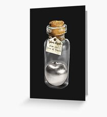 The Forbidden Apple (Narnian Adventures) Greeting Card
