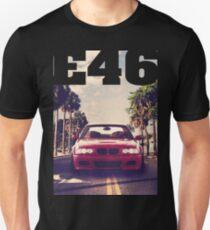 """E46 M3 """"Palm Beach"""" Unisex T-Shirt"""