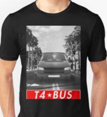 T4 & quot; Redstriped & quot; Unisex T-Shirt