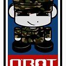 Army Hero'bot 2.1 by Carbon-Fibre Media