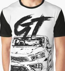Ceed GT & quot; Dirty Style & quot; Graphic T-Shirt