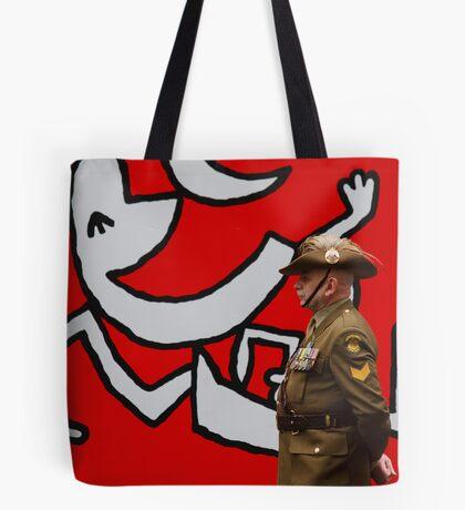 Not So Funny Tote Bag