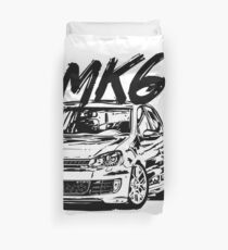 Golf 6 MK6 & quot; Dirty Style & quot; Duvet Cover