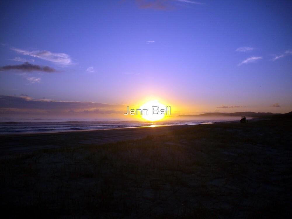Sunrise by Jenn Bell