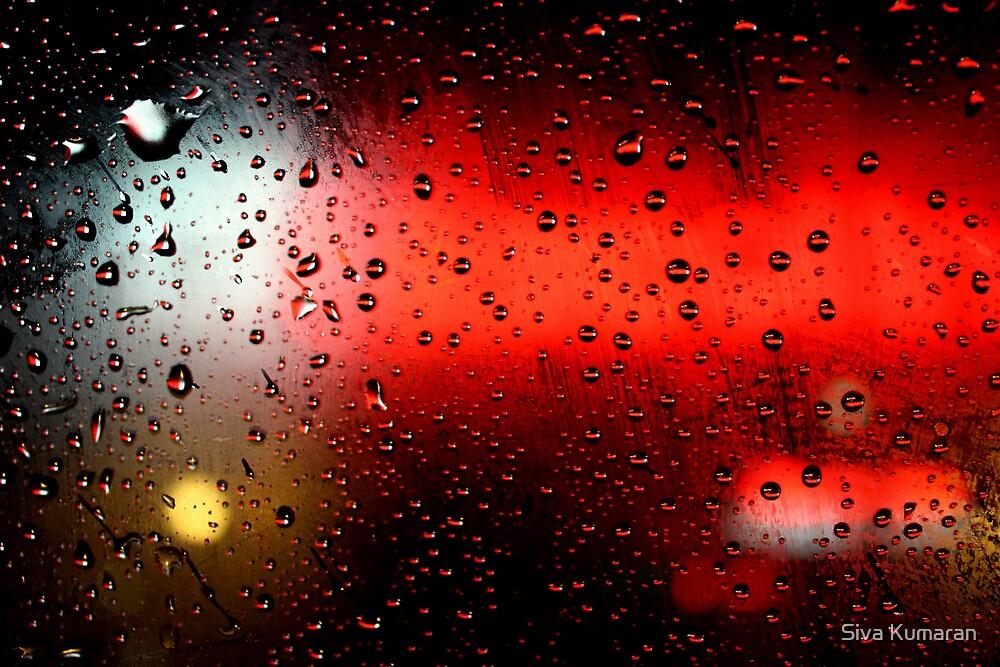 Rainy evening by Siva Kumaran