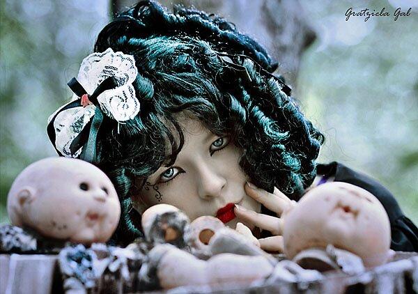 Stolen Childhood by Gratziela Gal