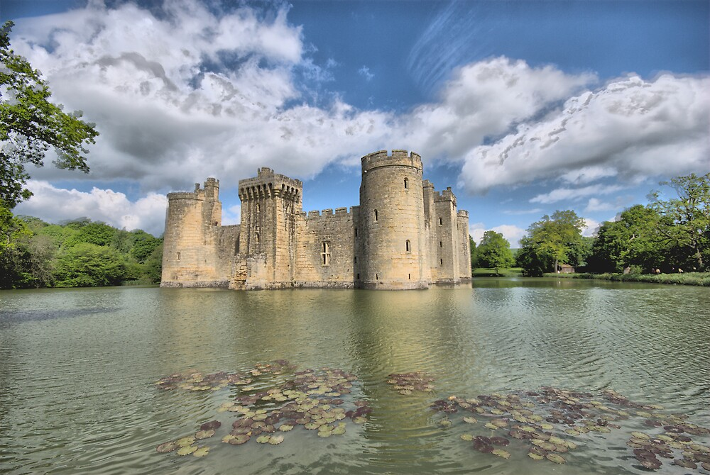 Bodium Castle by Keith McLuckie