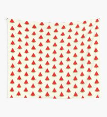 Watermelon in Hot Summer Wall Tapestry