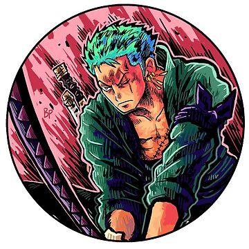 swordsman boy Sticker by swamitsunami