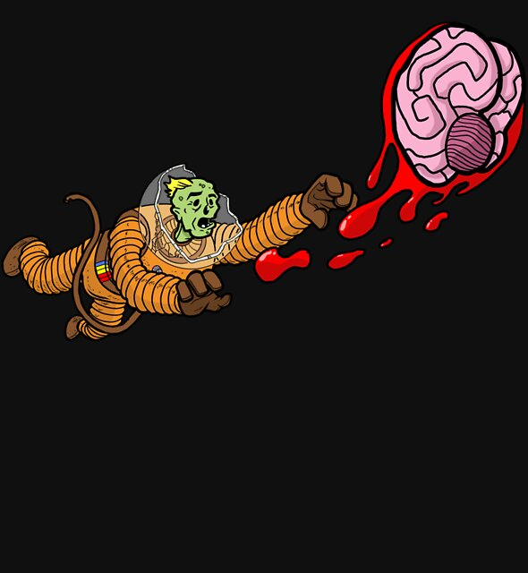 Astrozombie II: More Brains by Dennis Culver
