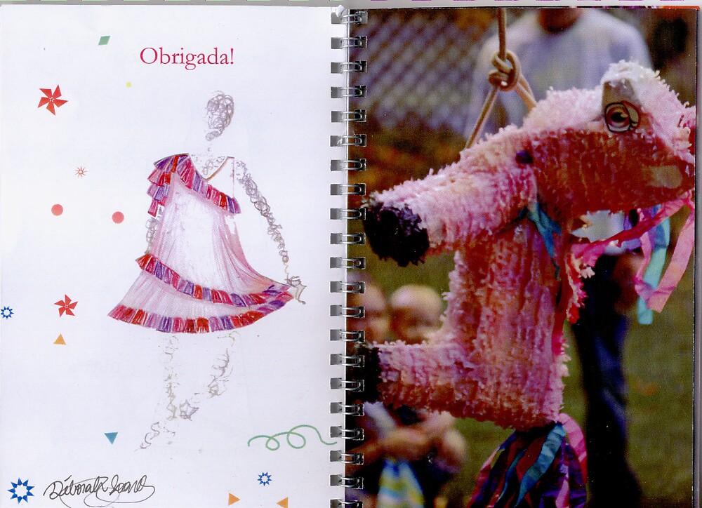 Piñata Colection by DeborixSoares